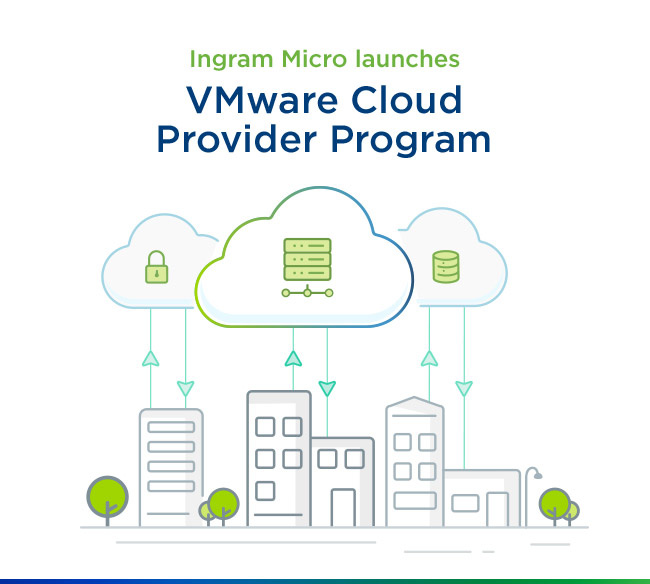 Ingram Micro launches VMware Cloud Provider Program